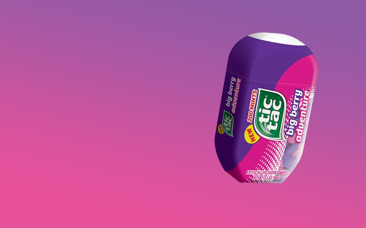 Tic Tac® Big Berry Adventure